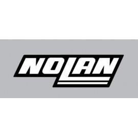 4 logos réfléchissant NOLAN fond noir