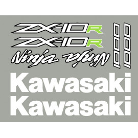 Kit complet ZX10R 2014