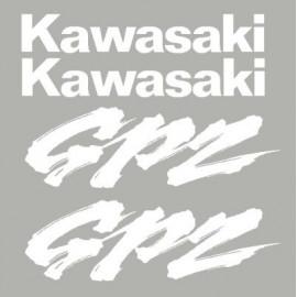 Kit stickers Kawasaki GPZ