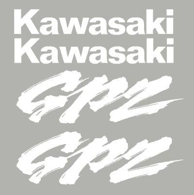 Aufkleber Für Kawasaki Gpz