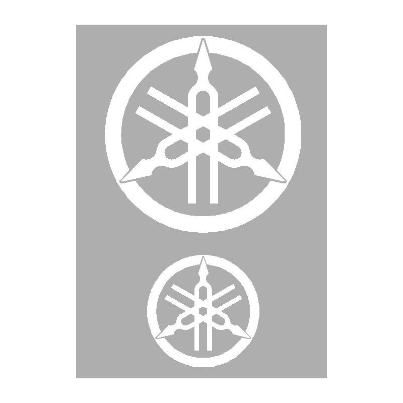 2 logo Yamaha