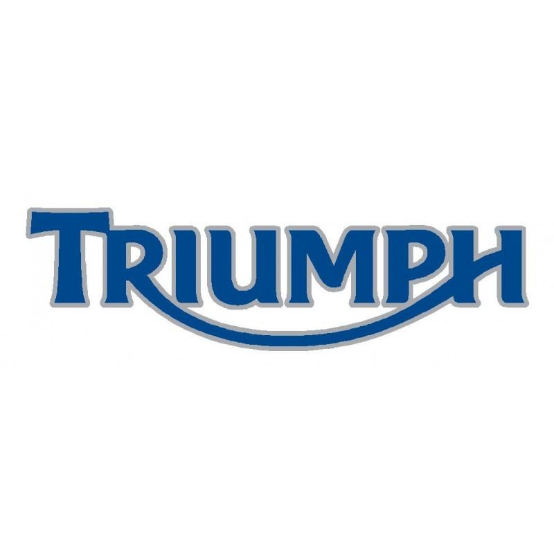 2 stickers TRIUMPH