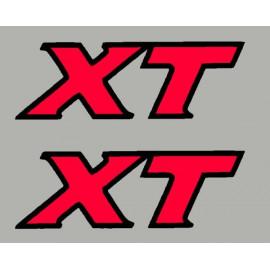 Pegatinas Yamaha XT
