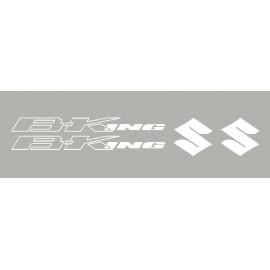 Kit pegatinas para Suzuki BKing
