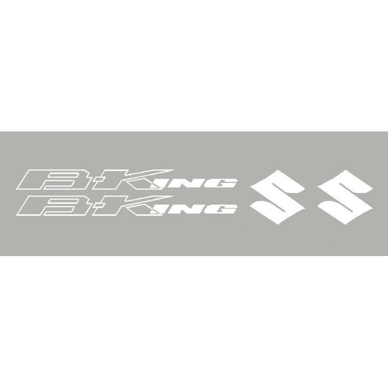 Kit sticker Suzuki BKing