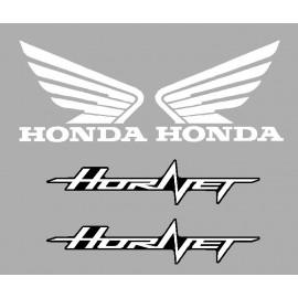 aufkleber für HONDA hornet 2010