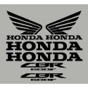 Stickers HONDA CBR 600 F