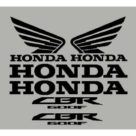 Adesivos HONDA CBR 600F 2010