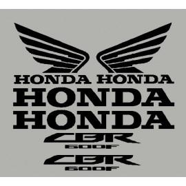 Planche HONDA CBR 600F