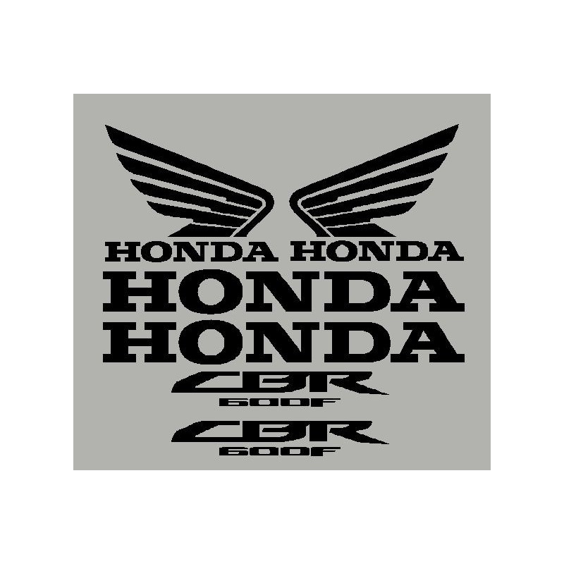 Stickers HONDA CBR 600 F