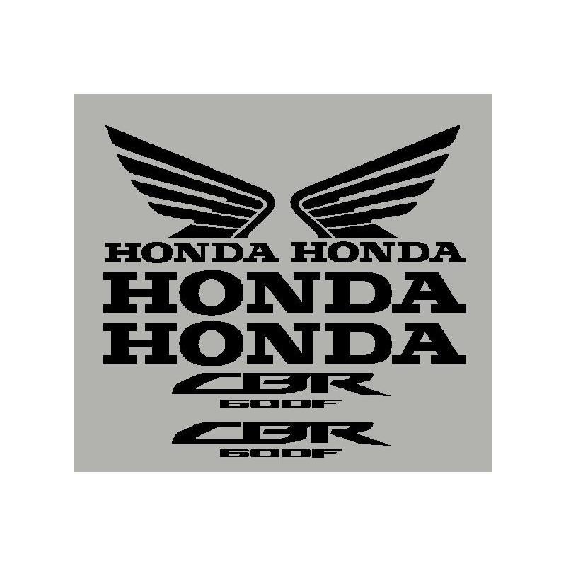 pegatinas para HONDA CBR 600F