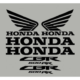 stickers HONDA CBR 600 RR 2010