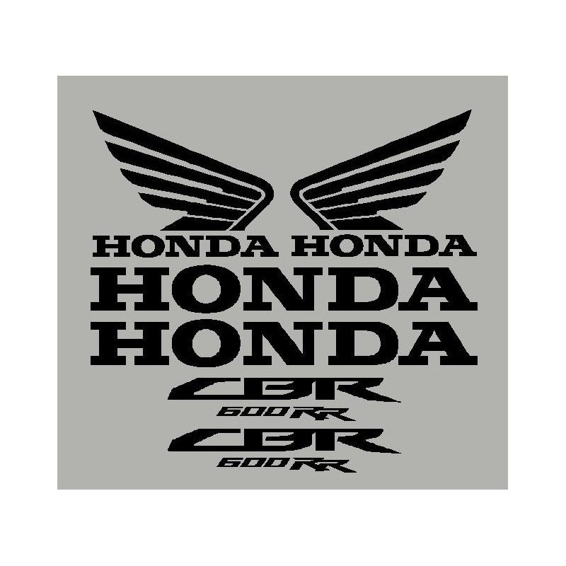 stickers HONDA CBR 600 RR