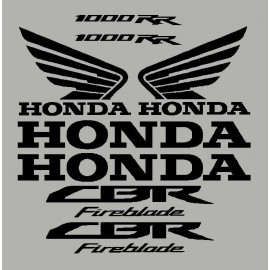 Stickers for HONDA CBR 1000RR 2010