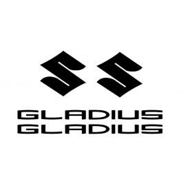 Adesivos Gladius para Suzuki