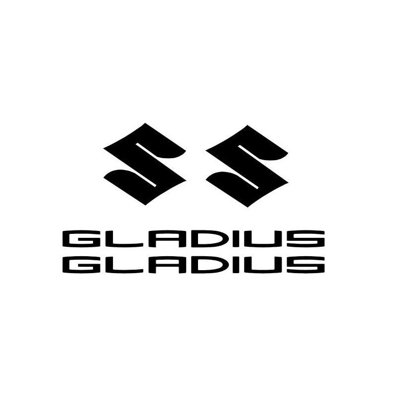 Aufkleber für Suzuki Gladius