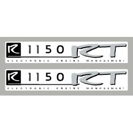 2 aufkleber für BMW R850RT