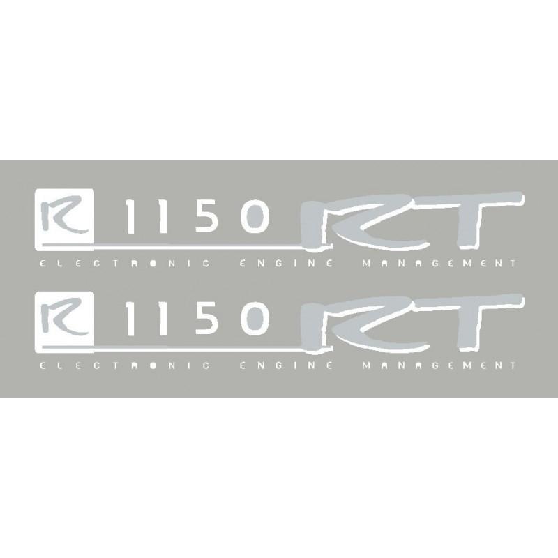 2 aufkleber für BMW R1150RT