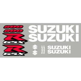 Adesivi SUZUKI GSXR de 2001 à 2005