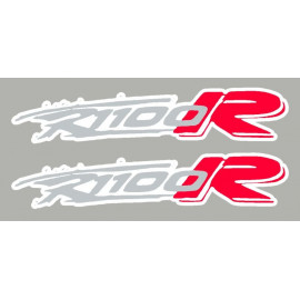 2 stickers pour BMW R1100R