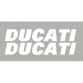 2 Stickers for Ducati