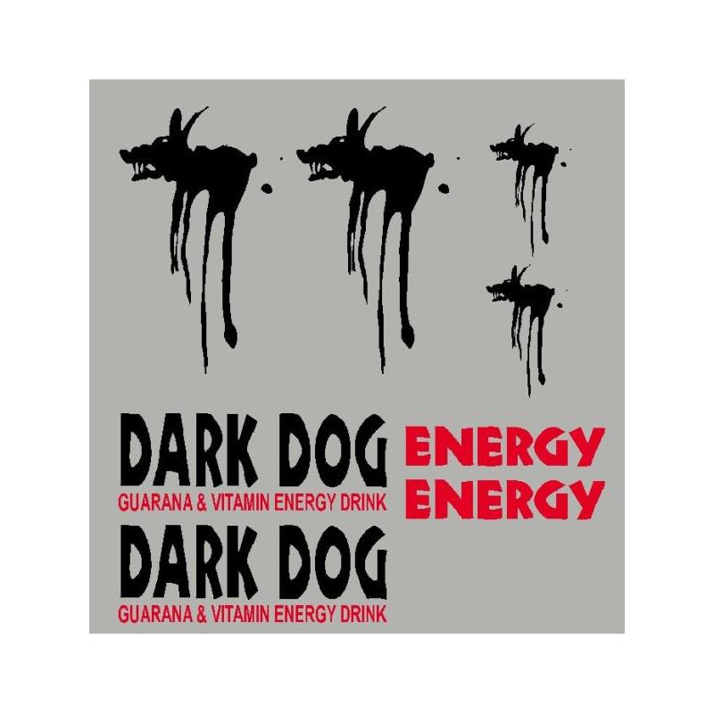 Kit deco dark dog