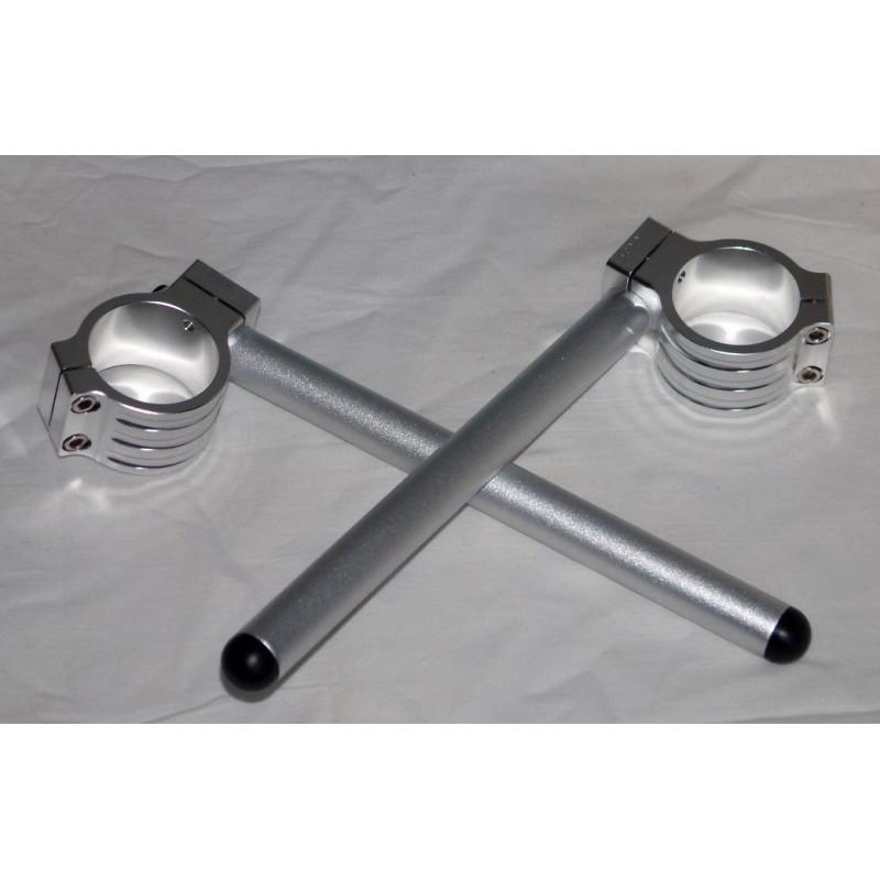 Demi guidon aluminium anodisé