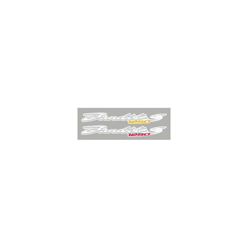 Lot de 2 stickers pour Bandit 1250