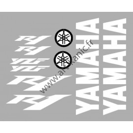 Kit adesivi pour YAMAHA R6 ou R1